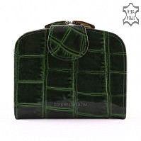 Cavalieri női keretes pénztárca ST321 zöld