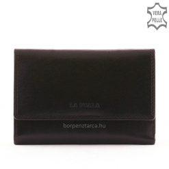 LA SCALA exkluzív női pénztárca RS1055 fekete