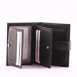 Minőségi bőrből készült elegáns Massimo márkájú irattartó igazi bőr férfi pénztárca, amely rendkívül kényelmes használatot biztost.