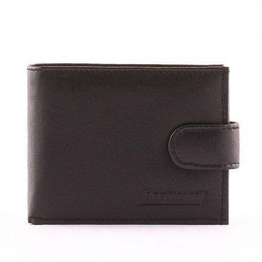 kisméretű, klasszikus bőr pénztárca