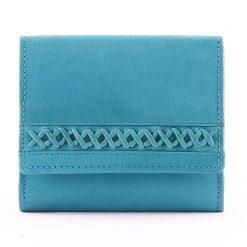Kiváló karakterisztikájú, igazi bőrből készült márkás S Belmonte bőr női pénztárca, mely praktikus belső kialakítással került kialakításra.
