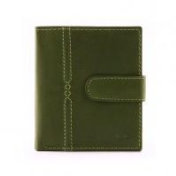 SLM női pénztárca MP71071 sötét zöld