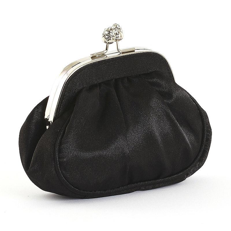 Sylvia Belmonte női alkalmi táska SY951B fekete