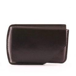 Minőségi precíz munkával valódi bőrből készült bőr kártyatartó modell divatos külsővel és biztonságos használatot nyújtó kialakítással.