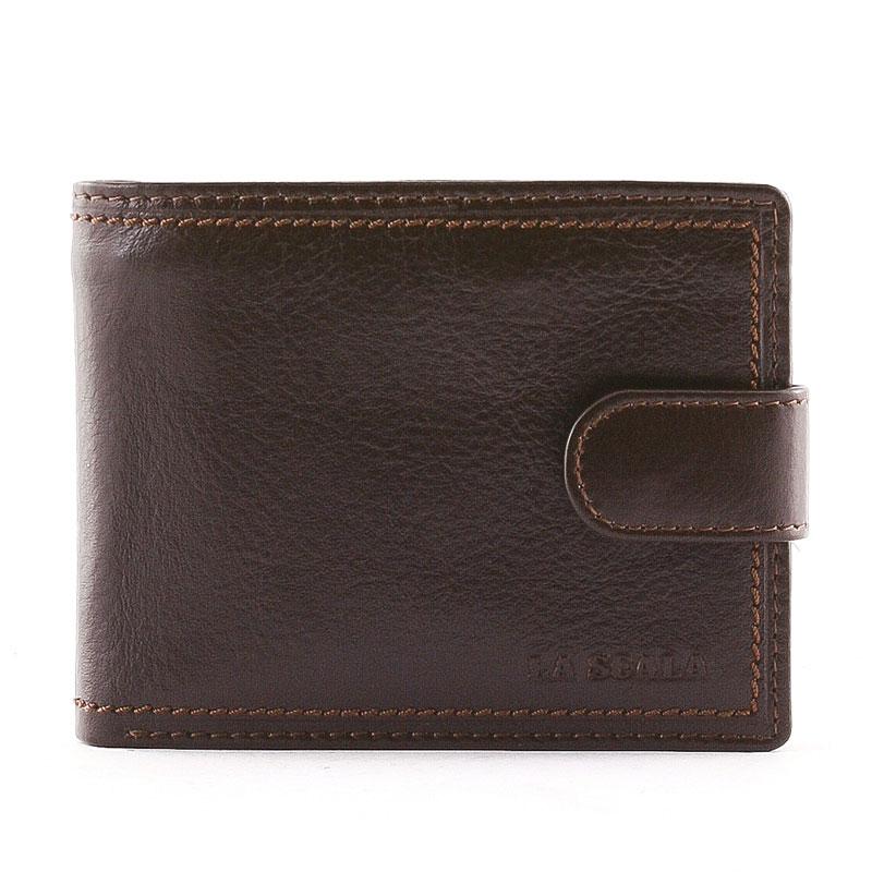 01a8df8d81aa La Scala férfi bőrpénztárca - Valódi bőr férfi pénztárca Webáruház