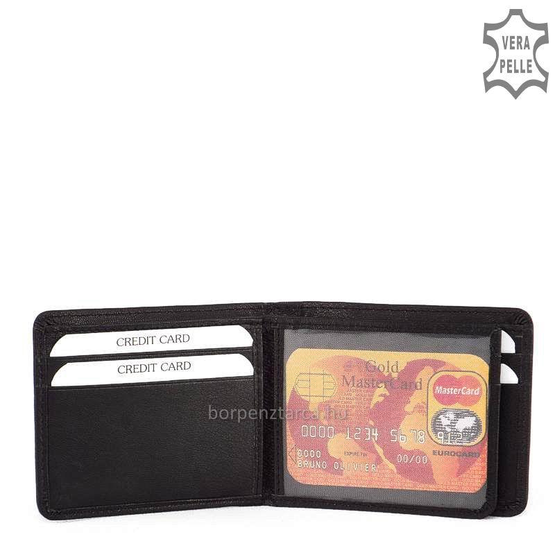 22c5e91e71 Kisméretű bőr pénztárca DG83 - Bőrpénztárca Webáruház