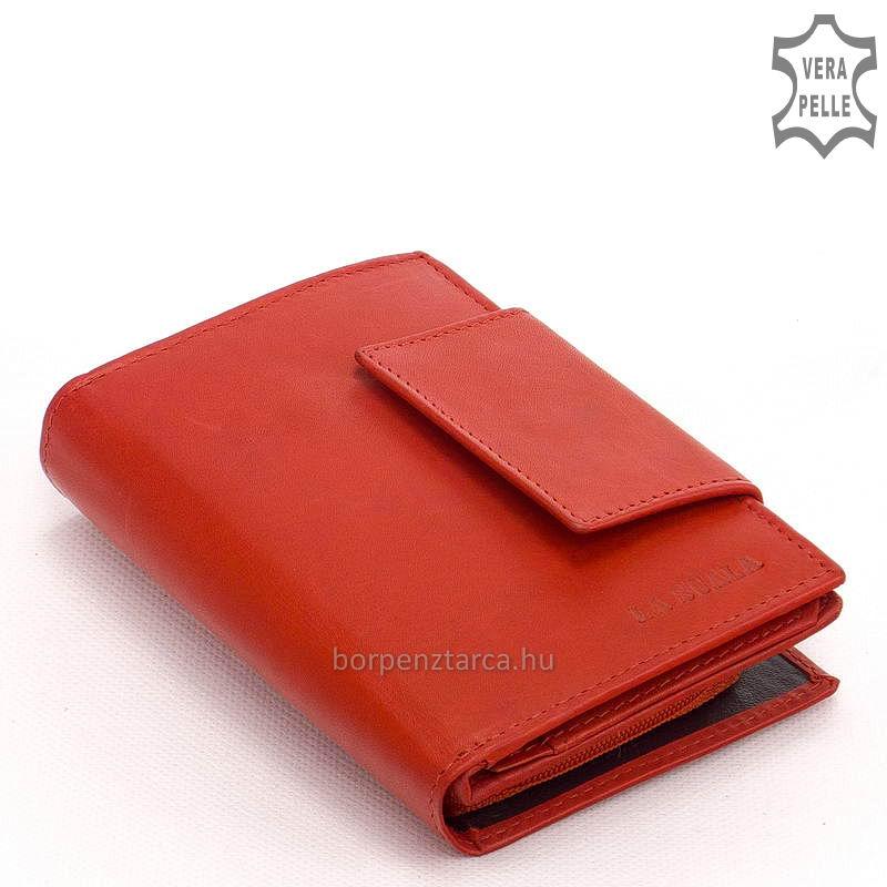 La Scala kisméretű női bőr pénztárca ACM03 - Bőrpénztárca Webáruház a4d9fe190b