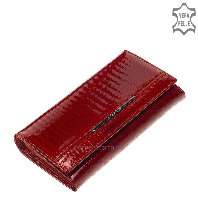 Loren női divatpénztárca JP510-RS - Bőrpénztárca webáruház f68fdb920b