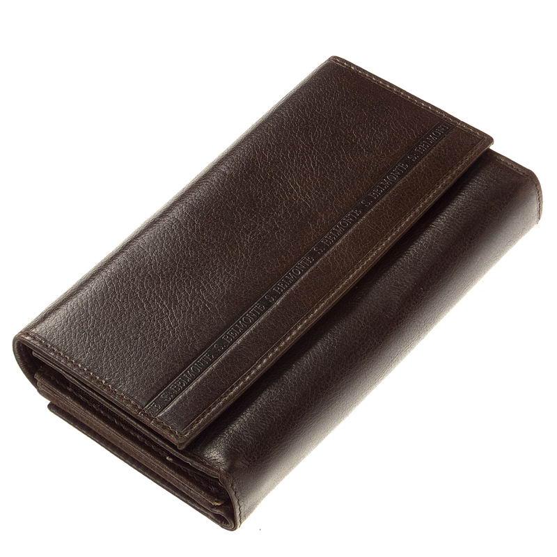 a8d22732ba0d Nagyméretű női bőr pénztárca S.Belmonte CSL155