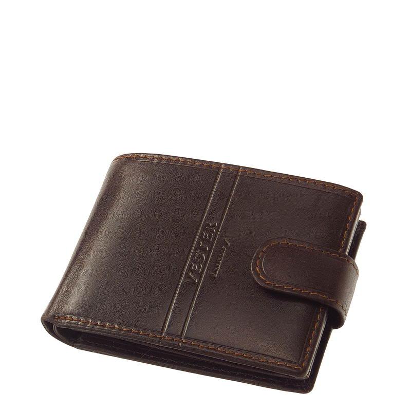 Férfi pénztárca elegáns bőrből Vester VF102 T - Bőrpénztárca webáruház 4353c4c4d4