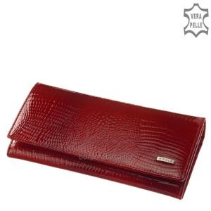 Nicole bőr női pénztárca több felületi mintával C72076-014