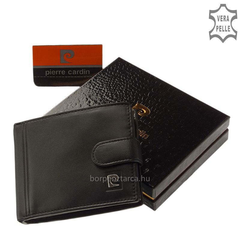 Pierre Cardin bőr férfi pénztárca 324-TILAK - Bőrpénztárca Webáruház 34ca693d26
