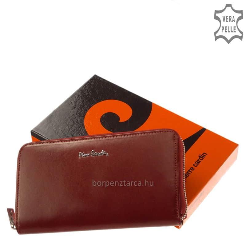 Pierre Cardin bőr női pénztárca 8822A - Bőrpénztárca Webáruház c9782f81c4