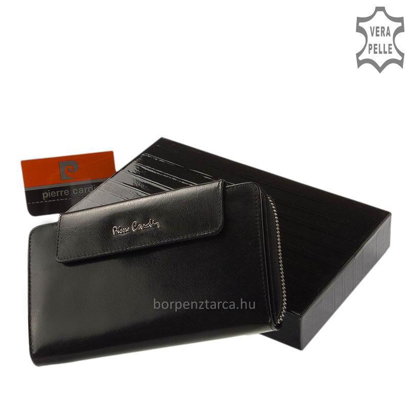 Pierre Cardin bőr női pénztárca 504YS - Bőrpénztárca Webáruház 674ee10200