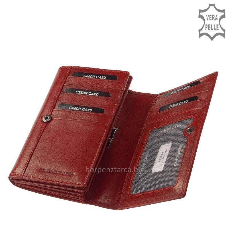 Valódi bőr női pénztárca CPR007 - Bőrpénztárca Webáruház 51d0c3afaf