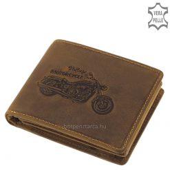 motoros férfi pénztárca