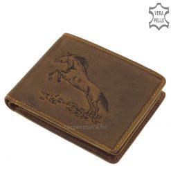 lovas férfi pénztárca