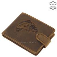 GreenDeed horgász pénztárca ponyt mintával AP1021/T
