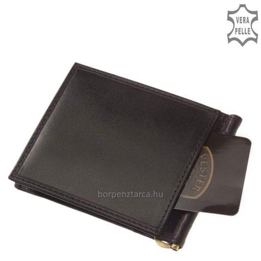 VESTER márkás, kiváló minőségű kivitelben készült valódi bőr férfi SLIM pénztárca, mely nem csak jól néz ki, de igazán praktikus is!