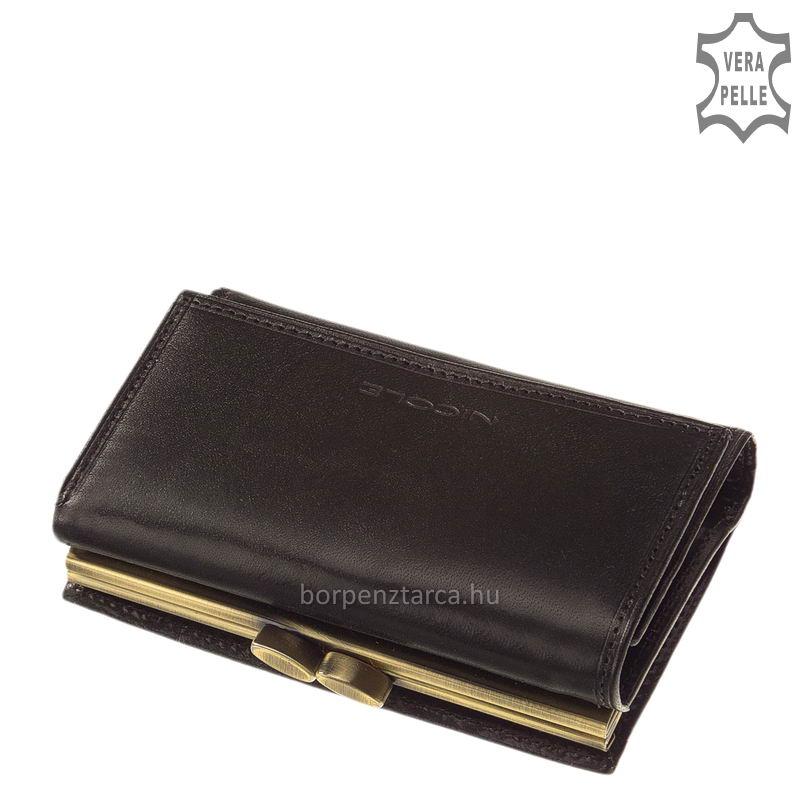 Nicole bőr női pénztárca F17501. pénztárca  pénztárca  pénztárca  pénztárca cfa7624d76