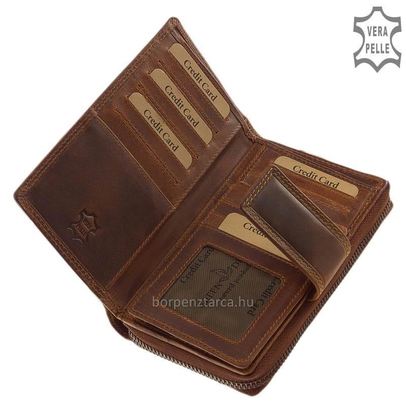 b3b582c2b074 Női pénztárca Natural bőrből GreenDeed KA443 - Bőrpénztárca