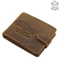 GreenDeed férfi pénztárca autómintával A1A1021/T