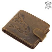 GreenDeed lovas pénztárca ugró ló mintával ALU1021/T