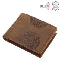 Egyedi pénztárca RFID védelemmel Skyflyer DPR50/A