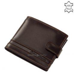 Csíkbetétes Corvo Bianco férfi pénztárca CCS298
