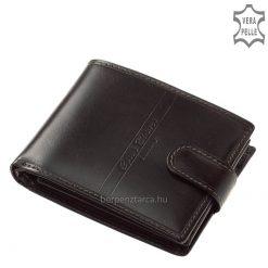 Corvo Bianco Luxury bőr férfi pénztárca ECBS1021/T
