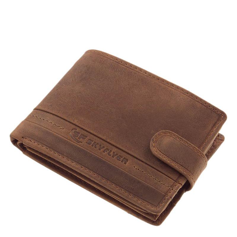 SKYFLYER férfi bőr pénztárca SVL1027 T - Bőrpénztárca webáruház 3a2a33df22
