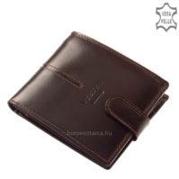 Vester bőr férfi pénztárca díszdobozban VCS298