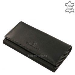márkás női bőr pénztárca