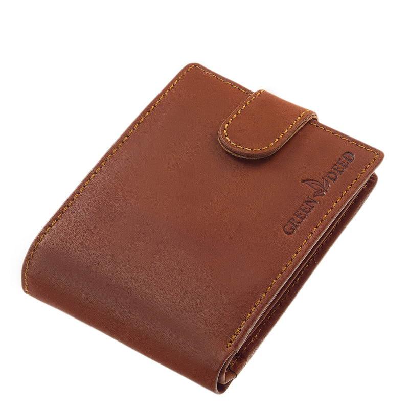1597dbf6630e Bőr pénztárca GreenDeed VT95 - Bőrpénztárca webáruház