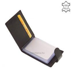 La Scala bőr kártyatartó átkapcsolóval M30809/T