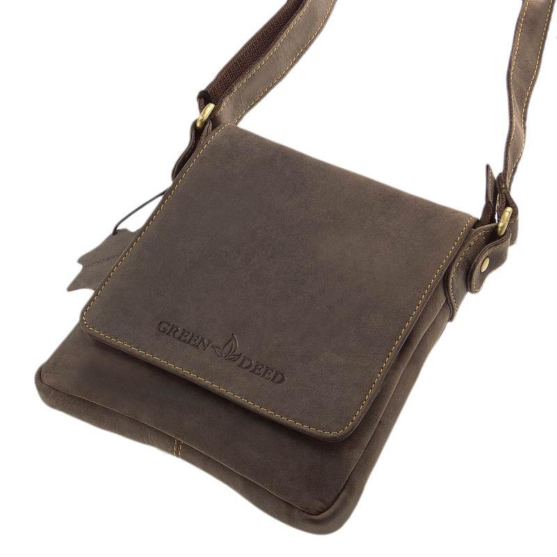 ac22c0c9162b GreenDeed kis méretű bőrtáska 710 - Bőrpénztárca webáruház