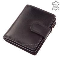 Kis méretű, kézbeillő női pénztárca 511-FEKETE