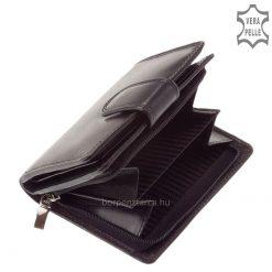 Kis méretű, kézbeillő női pénztárca 511-FEKETE - belső kép 1
