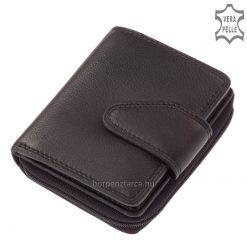 Praktikus, kis méretű pénztárca AK81-FEKETE