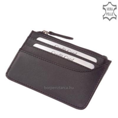 Stílusos bőr bankkártya tartó a bankkártyák épségéért d2cd06f133