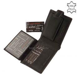Corvo Bianco elegáns pénztárca SFC09/T-FEKET - belső kép 2