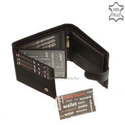 Corvo Bianco elegáns pénztárca SFC1021/T-FEK - belső kép 4
