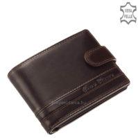 bőr pénztárca RFID