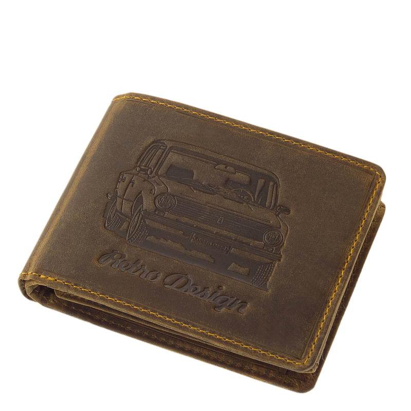 2459c98cd832 GreenDeed pénztárca retro zsiguli mintával ZSIGA1021