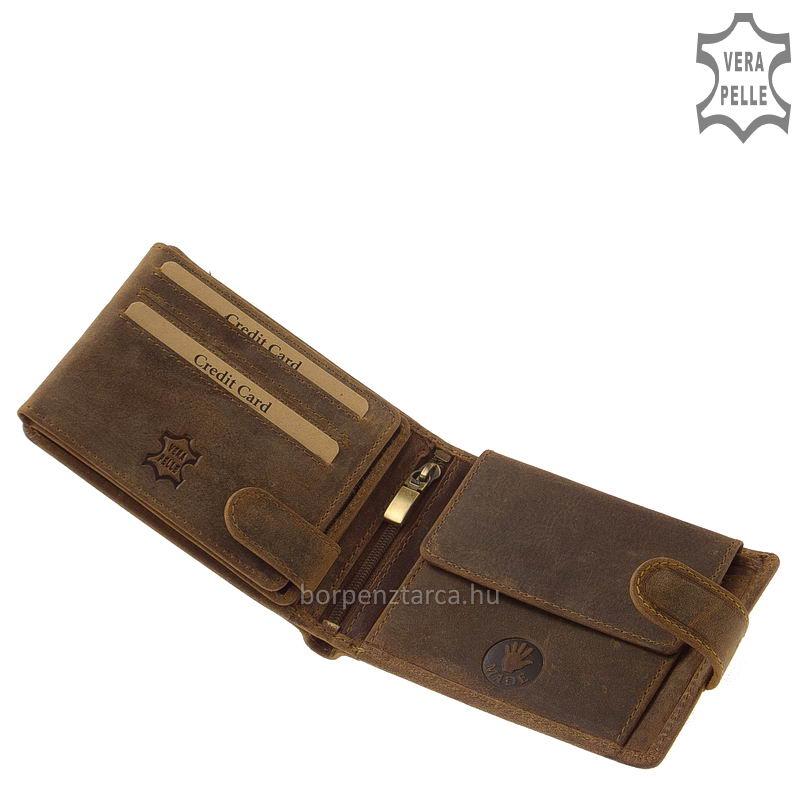 0c218ce1d57a GreenDeed pénztárca retro zsiguli mintával ZSIGA1021/T