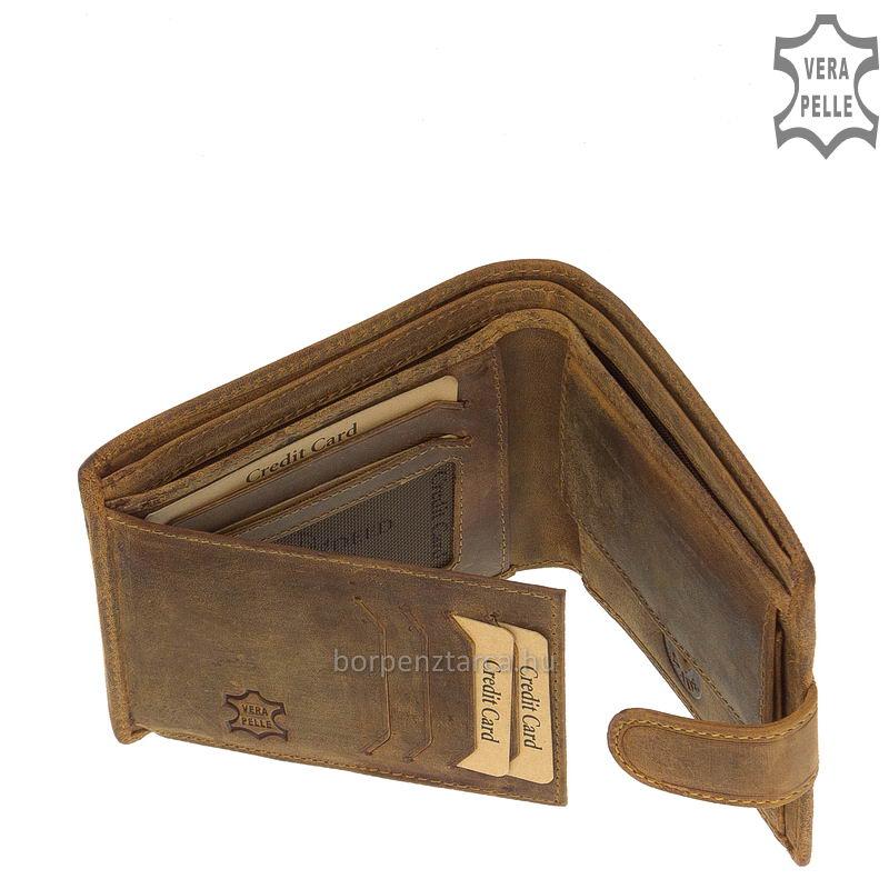 11c164afe5e7 GreenDeed pénztárca retro zsiguli mintával ZSIGA9641/T