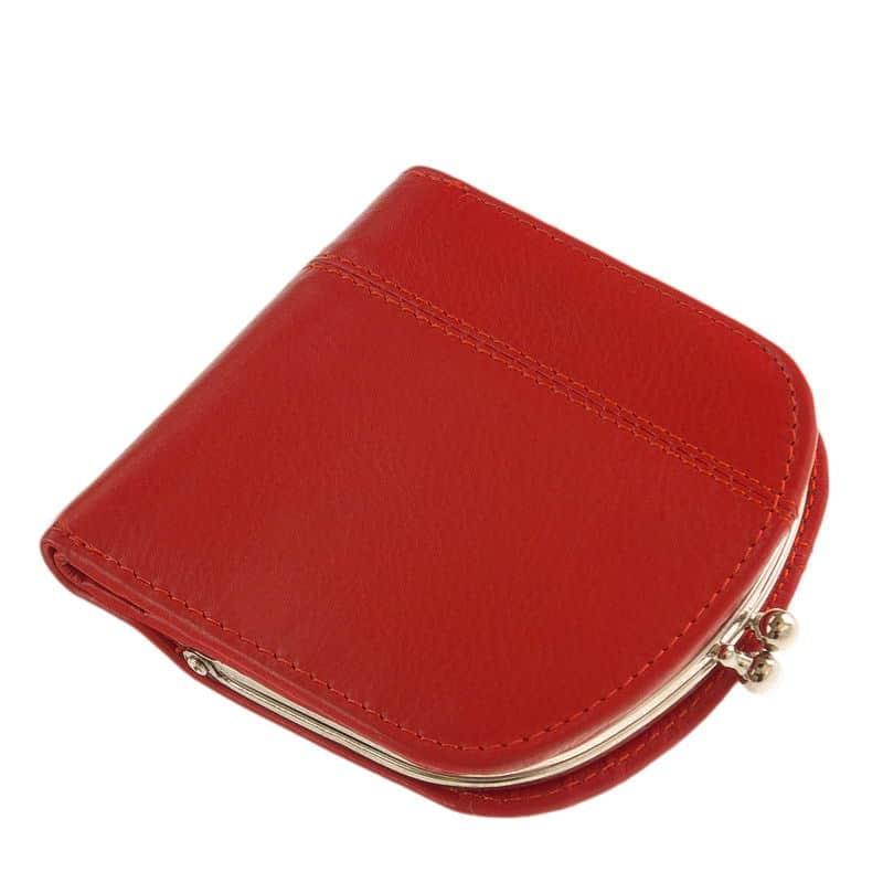 Női pénztárca valódi bőr La Scala DN81 - Bőrpénztárca webáruház cd2f920280