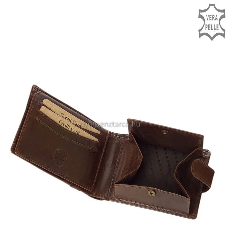 ba8bfe5f0dc0 Valódi bőr pénztárca díszdobozban GreenDeed PA09/T