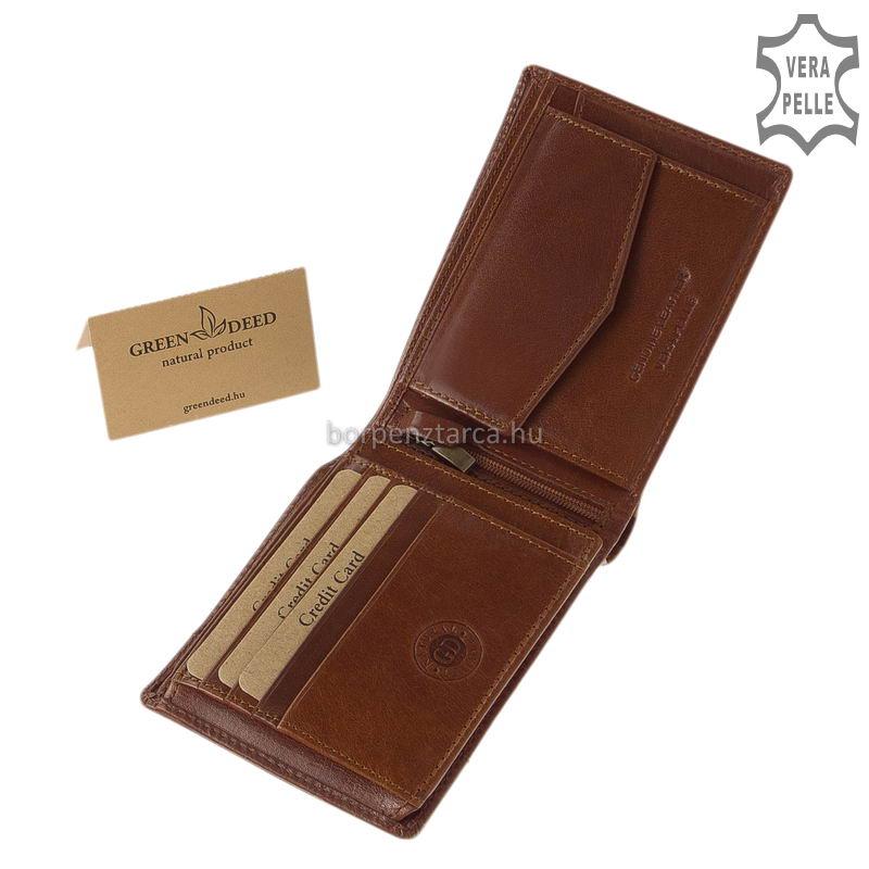 Fényes férfi pénztárca díszdobozban PH702 - Bőrpénztárca.hu be8dfb9346
