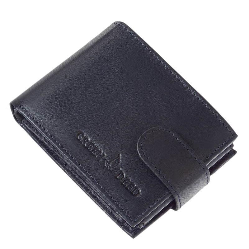 Férfi pénztárca kis méretben GreenDeed CVT102 T 771aee56cb